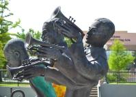 Louis Armstrong Park!