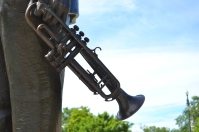 Nice Trumpet, Mr Armstrong