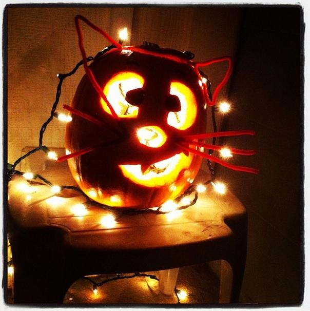 Elliot Pumpkin!